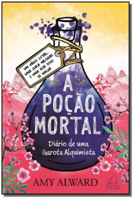 Poção Mortal, A - Livro III