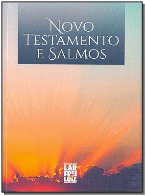 Novo Testamento e Salmos - Bolso