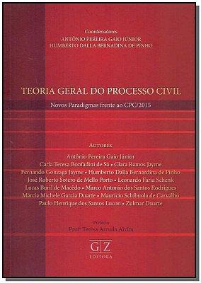 Teoria Geral do Processo Civil  - 01Ed/18