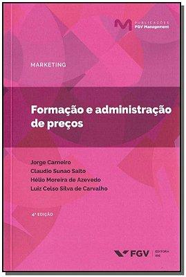 Formação e Administração de Preços - 04Ed/18