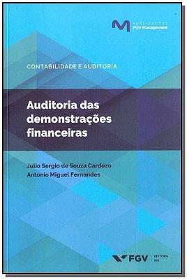 Auditoria das Demonstrações Finaceiras