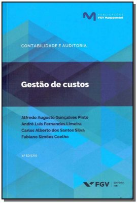 Gestão de Custos - 04Ed/18