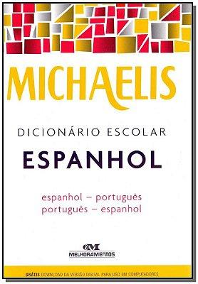 Michaelis Dicionário Escolar Espanhol - 02Ed/08