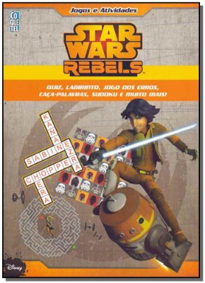 Star Wars Rebels - Jogos e Atividade