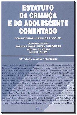 Estatuto da Criança e do Adolescente Comentado - 13Ed/18