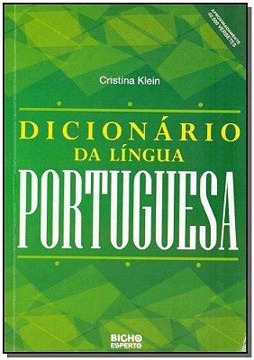Dicionário Língua Portuguesa Pequeno