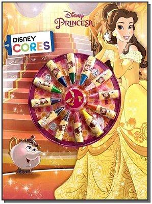 Disney Cores - A Bela e a Fera