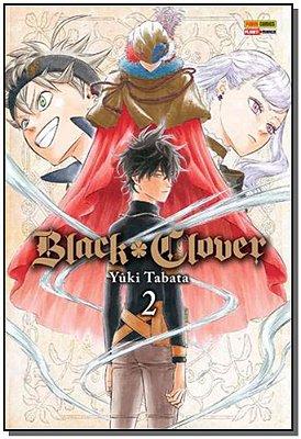 Black Clover - Vol. 02
