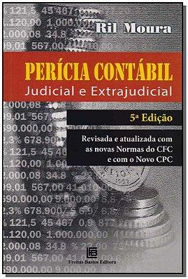 Perícia Contábil Judicial e Extrajudicial - 05Ed/18
