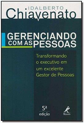 Gerenciando Com as Pessoas - 05Ed/15