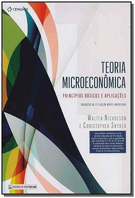 TEORIA MICROECONOMICA: PRINCIPIOS BASICOS E APLICACOES