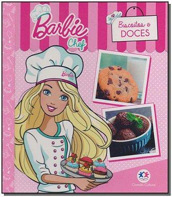 Barbie Chef - Biscoitos e Doces