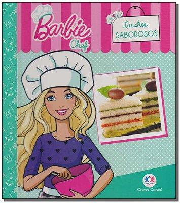 Barbie Chef - Lanches Saborosos