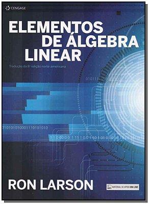 Elementos de Álgebra Linear