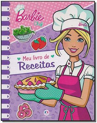 Barbie Chef - Meu Livro de Receitas