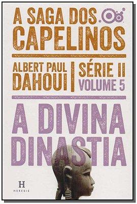 Saga dos Capelinos - Serie II - Volume  05