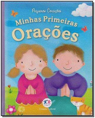 MINHAS PRIMEIRAS ORACOES