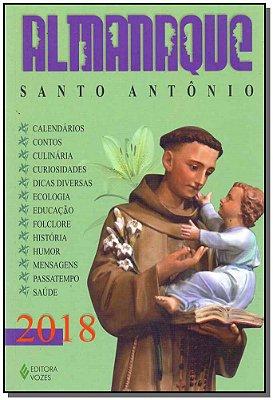 Almanaque Santo Antonio 2018