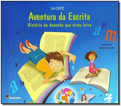 Aventura Da Escrita - 03Ed
