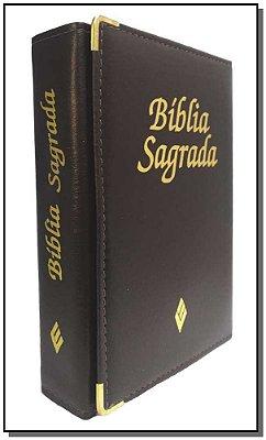 Biblia Sagrada - Ed. Familia Media Velcro