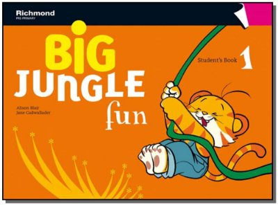 Big Jungle Fun - Students Book 1