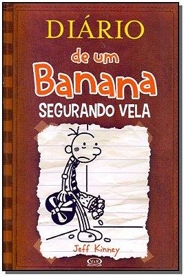 Diario De Um Banana-vol.07-segurando Vela-especial