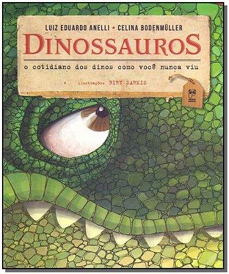 Dinossauros - o Cotidiano Dos Dinos