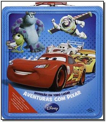 Disney - Diversao Em Todo Lugar - Aventuras - Lt