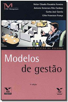 Modelos De Gestao - 03 Ed.