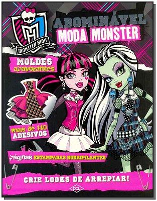 Monster High - Abominavel Moda Monster