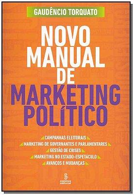 Novo Manual De Marketing Politico