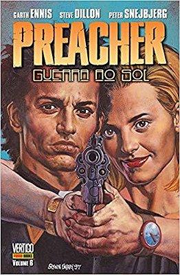 Preacher  Vol. 06  Guerra Ao Sol