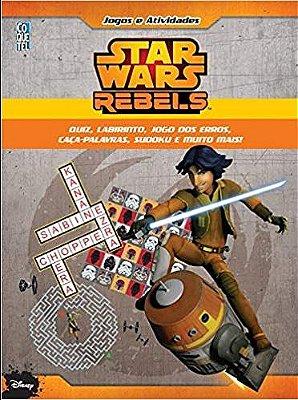 Star Wars Rebeld  - Jogos e Atividades