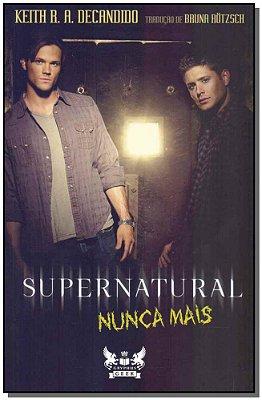 Supernatural - Nunca Mais 02Ed