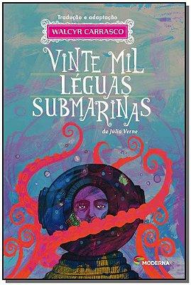 Vinte Mil Leguas Submarinas - Moderna
