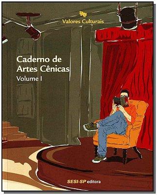 Caderno de Artes Cenicas Vol.01