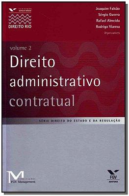 Direito Administrativo Contratual - Vol.02