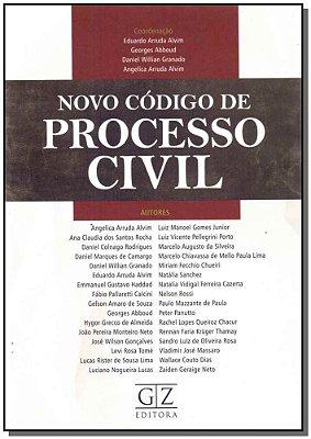 Novo Código de Processo Civil - 01ED/15