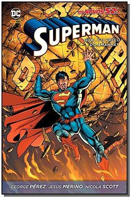 Superman: Qual e o Preco do Amanha?