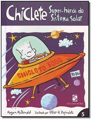 Chiclete Super-herói do Sistema Solar