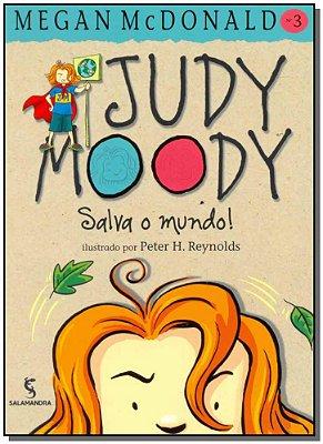 Judy Moody - Salva o Mundo