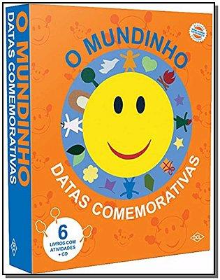 Kit - o Mundinho - Datas Comemorativas - 6 Volumes