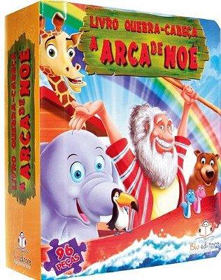 Quebra Cabeca Gigante: a Arca de Noe