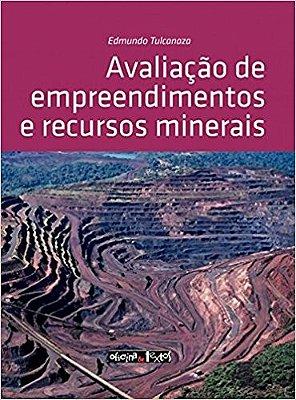 AVALIACAO DE EMPREENDIMENTOS E RECURSOS MINERAIS