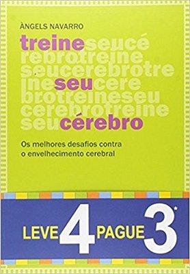 COLEÇÃO TREINE SEU CÉREBRO 4 VOLUMES