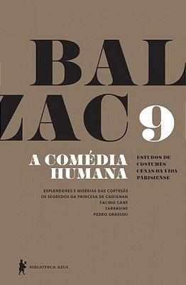 COMEDIA HUMANA, A - VOL. 9