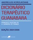 DICIONARIO TERAPEUTICO GUANABARA