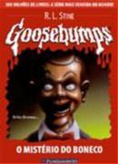 GOOSEBUMPS - O MISTERIO DO BONECO - VOL 8