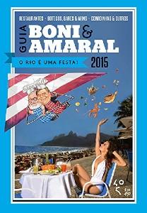 GUIA BONI E AMARAL - O RIO E UMA FESTA