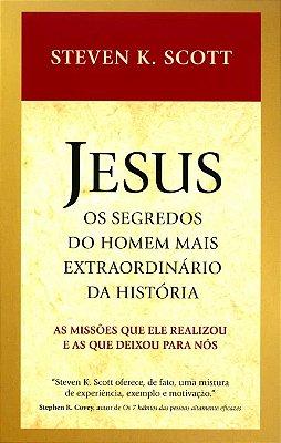 JESUS - OS SEGREDOS DO HOMEM MAIS EXTRAORDINARIO DA HISTORIA - AS MISSOES Q